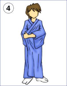 How To Wear A Kimono Or Yukata Tangerine Mountain