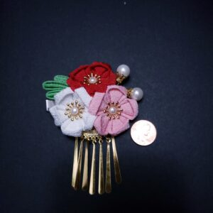 Kanzashi Clips (Medium)