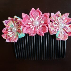 Kanzashi Hair Combs