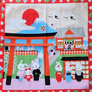Furoshiki Wrapping Cloths