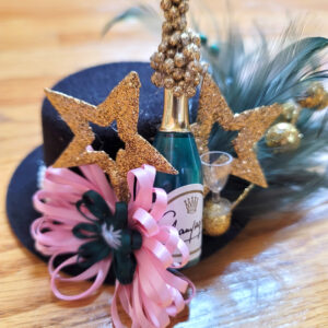 Mini Top Hat Fascinators