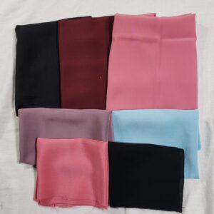 Lightweight Silk
