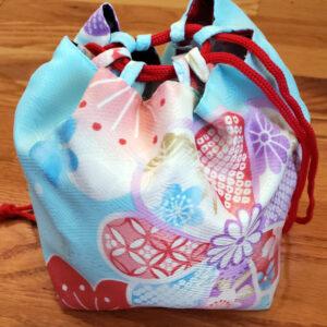 Kinchaku Yukata and Kimono Bags